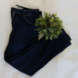Cabi High Straight size 12 jeans